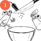 Рецепты шефов: Филе говядины с пюре из цветной капусты и соусом из лисичек. Изображение № 3.
