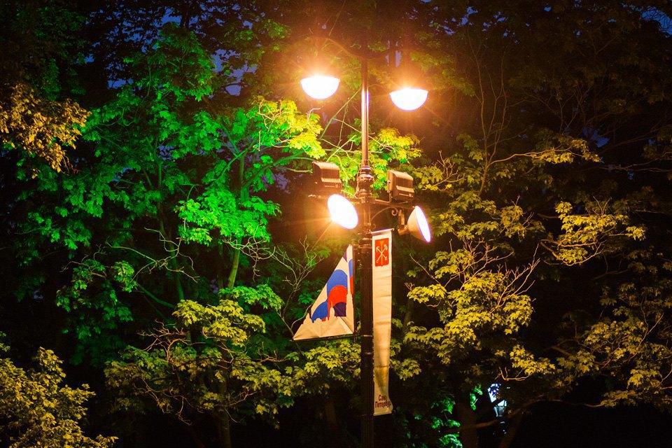 Как уличное освещение может изменить город. Изображение № 9.