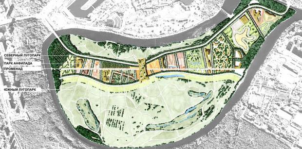 В Мневниках будет парк развлечений, сафари и этнодеревня. Изображение №14.