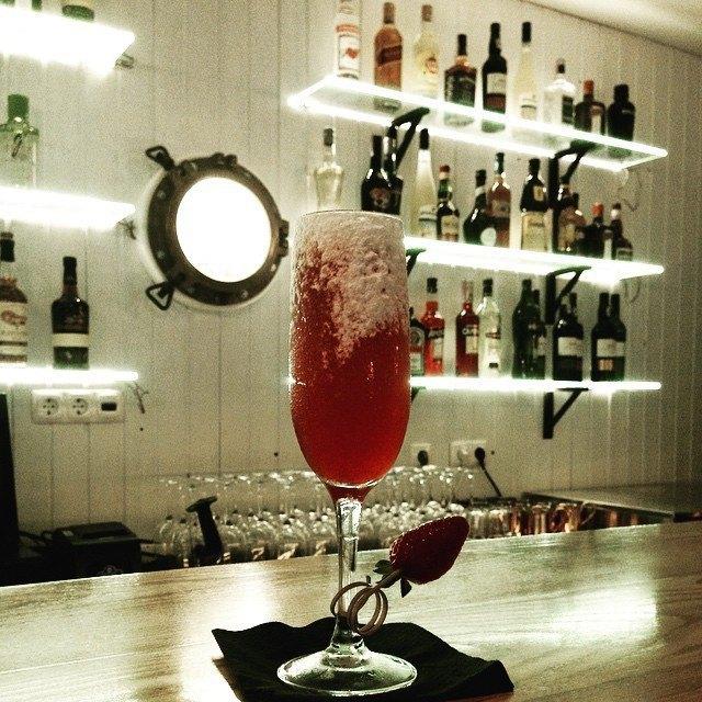 Команда кафе «Фартук» ибара Union открыла бар вПортугалии . Изображение № 3.