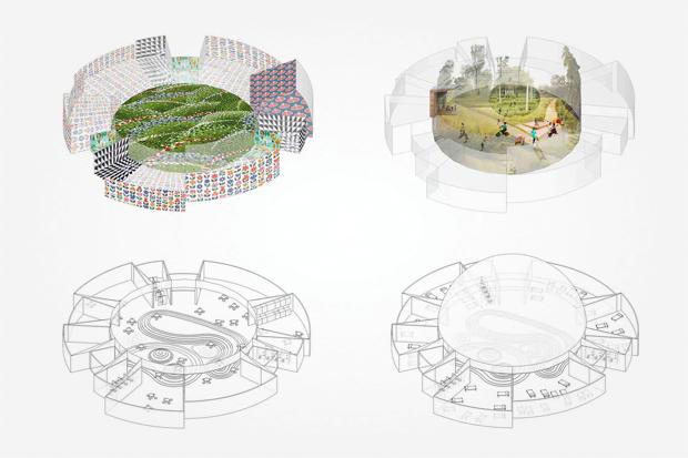 Чего хочет Москва: Проекты архитекторов для города. Изображение № 17.