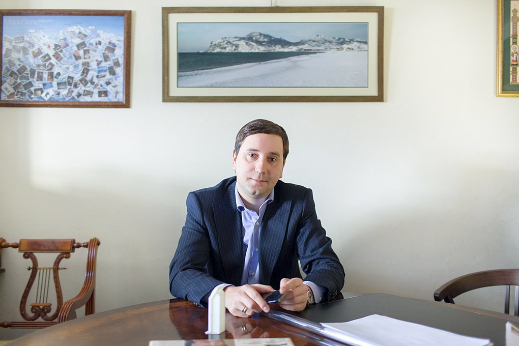 Рабочий стол: Андрей Романенко, Qiwi. Изображение № 2.