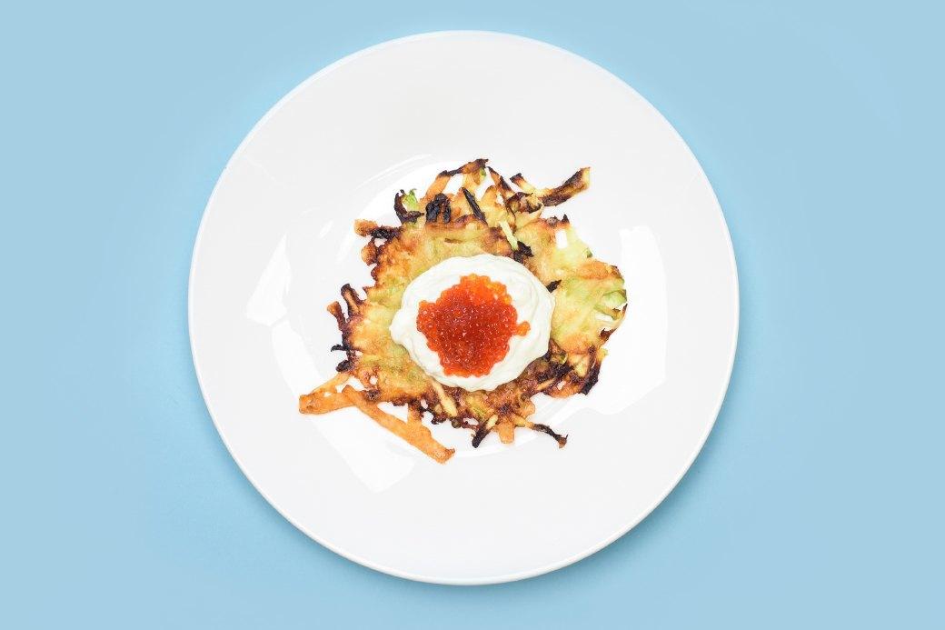 Смёрребрёд иещё пять блюд сикрой для новогоднего стола. Изображение № 1.