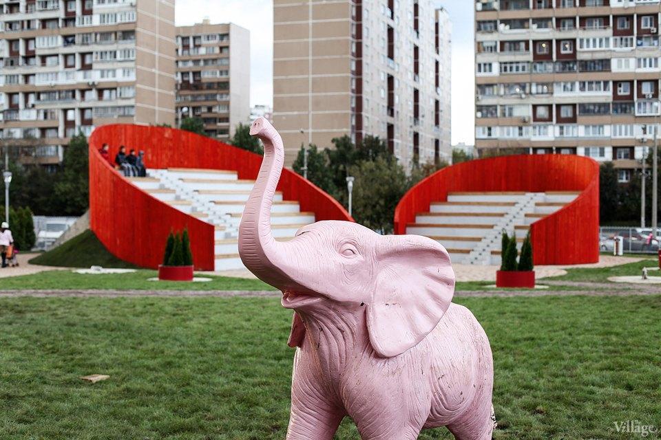 Фото дня: Парк «Буратино» в Ново-Переделкине. Изображение № 11.