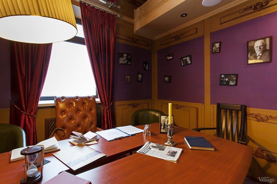 На Подоле открылось свободное пространство Freud House. Зображення № 22.