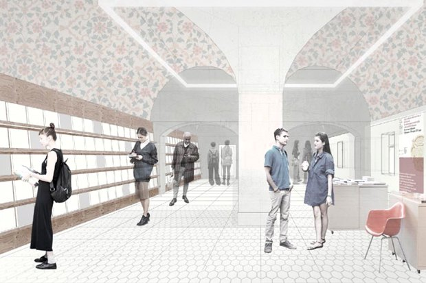 Музею декоративно-прикладного искусства утвердили концепцию развития. Изображение № 2.