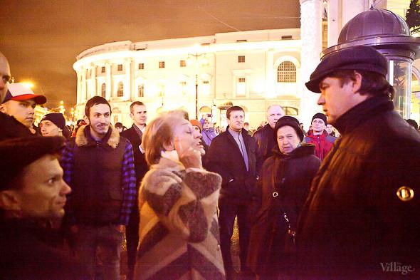 Хроника выборов: Нарушения, цифры и два стихийных митинга в Петербурге. Изображение № 32.