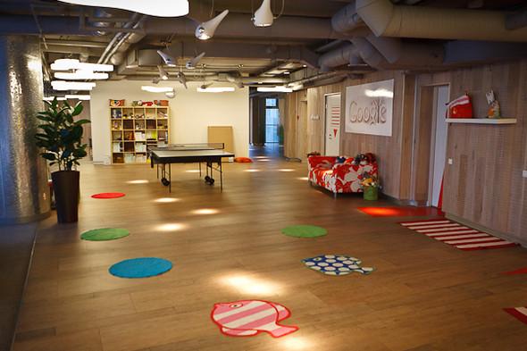 Офис недели: Google (Петербург). Изображение № 35.