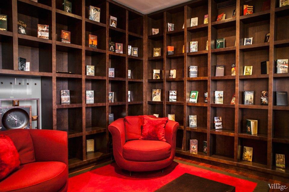 Интерьер недели (Москва): Mamaison All-Suites Spa Hotel Pokrovka. Изображение № 7.