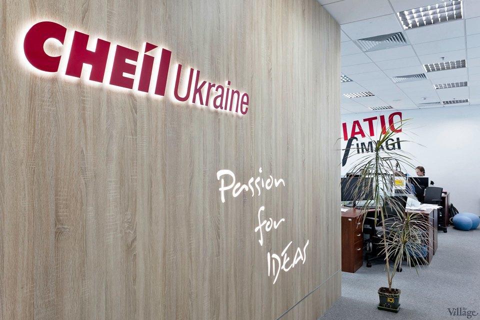 Интерьер недели (Киев): агентство Cheil Ukraine. Изображение № 13.