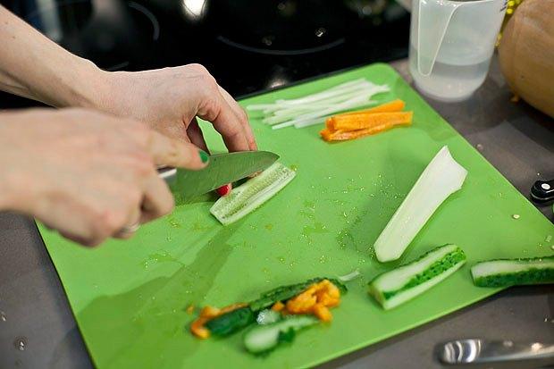 Шеф дома: Ростбиф-салат и тыквенная каша Мириам Сехон. Изображение № 52.