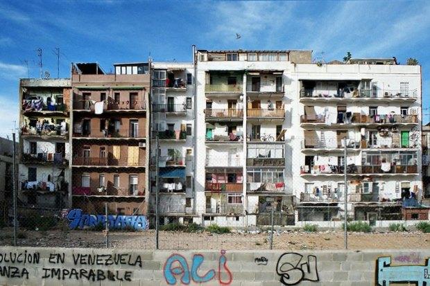 Китайский квартал красных фонарей в Барселоне . Изображение № 1.