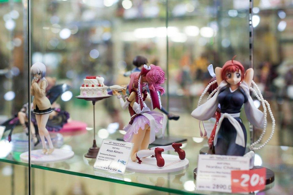 Как два друга-япониста открыли магазин для поклонников аниме. Изображение № 15.