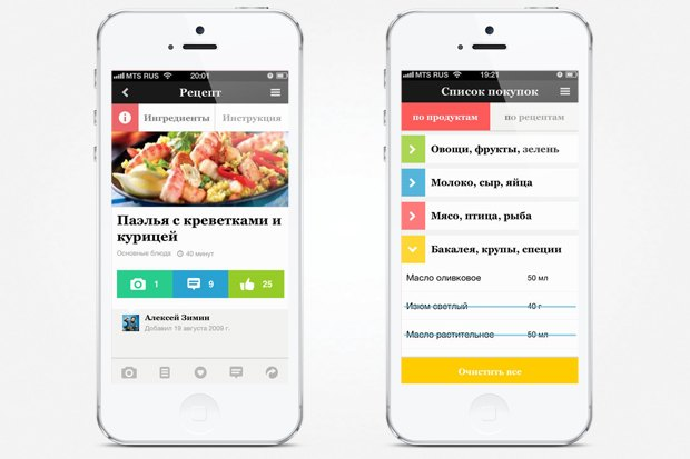 «Афиша-Еда» выпустила мобильное приложение. Изображение № 2.