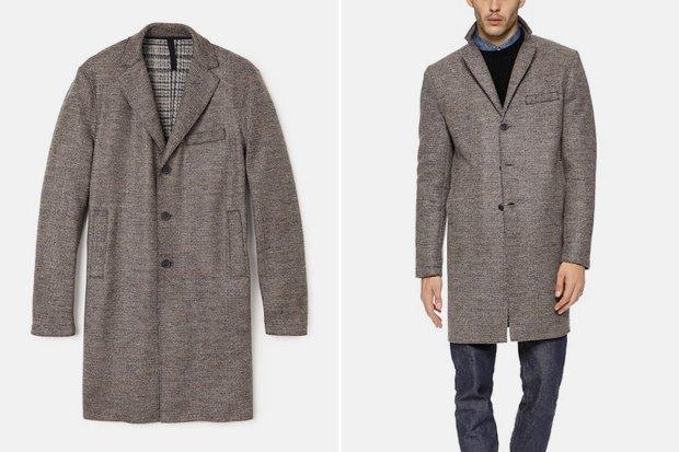Где купить мужское пальто: 9вариантов от 6 до 29 тысяч рублей. Изображение № 10.