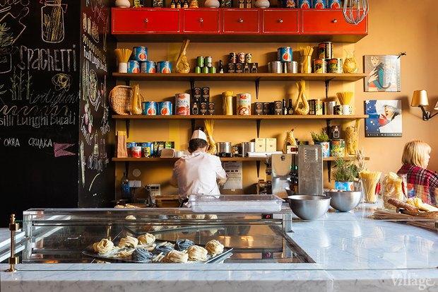 Новое место: Ресторан «Марчелли's» на Невском . Изображение № 4.