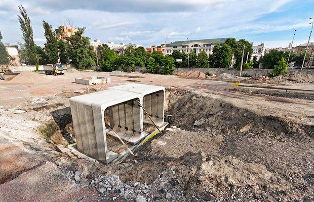 Строить метро на Троещину планируют осенью. Зображення № 4.