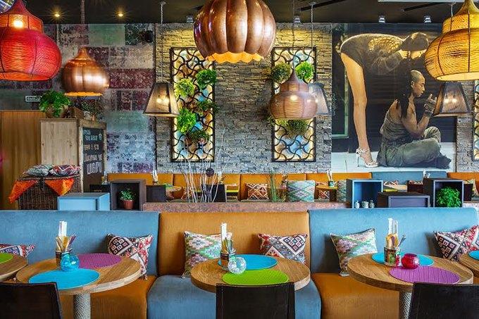 В «Кузьминках» открылся ресторан паназиатской кухни «Шикари» . Изображение № 2.