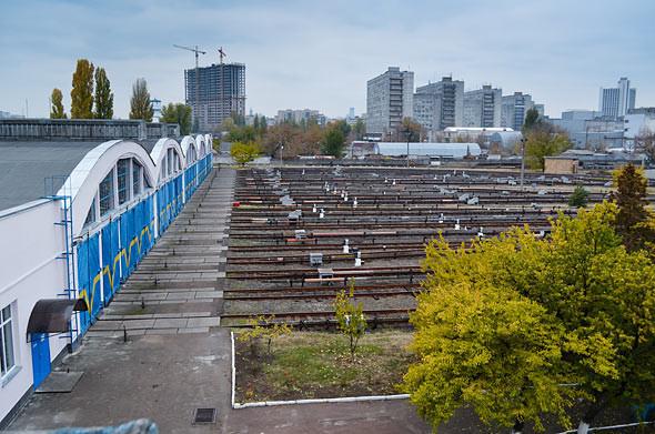 Фоторепортаж: Новые экскурсии по киевскому метро. Зображення № 8.