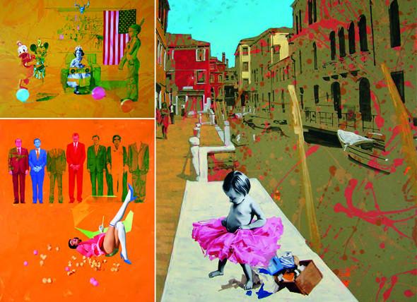 29 октября в PinchukArtCentre откроются четыре выставки. Изображение № 1.