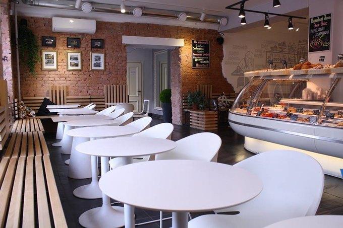 На проспекте Мира открылась кулинария «Брусника». Изображение № 2.