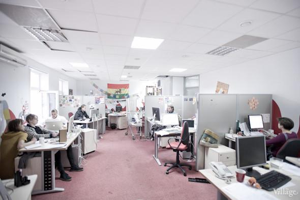 Офис недели (Киев): Tabasco. Изображение № 14.