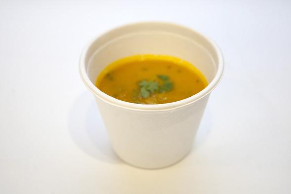 Тыквенный суп — 100 рублей. Изображение № 3.