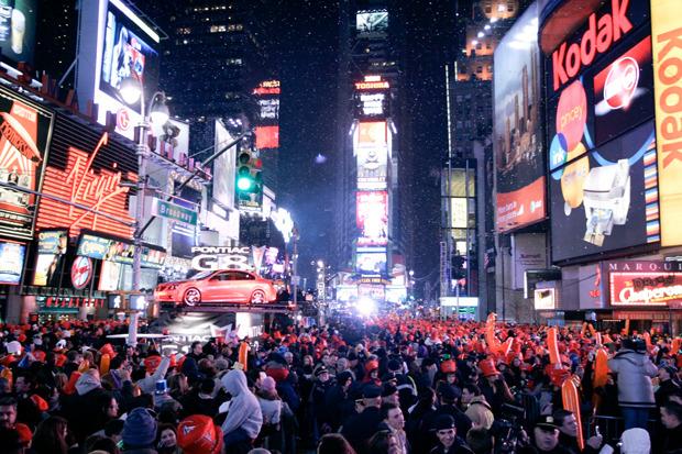 Дневник города: Зима в Нью-Йорке. Изображение № 38.