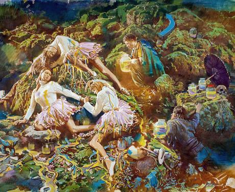В «Кинопанораме» Арсен Савадов будет учить современному искусству. Зображення № 4.