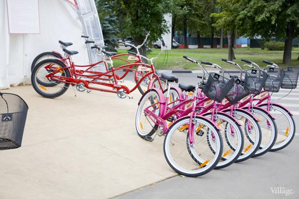 В парке Горького открылось три новых велопроката. Изображение № 5.