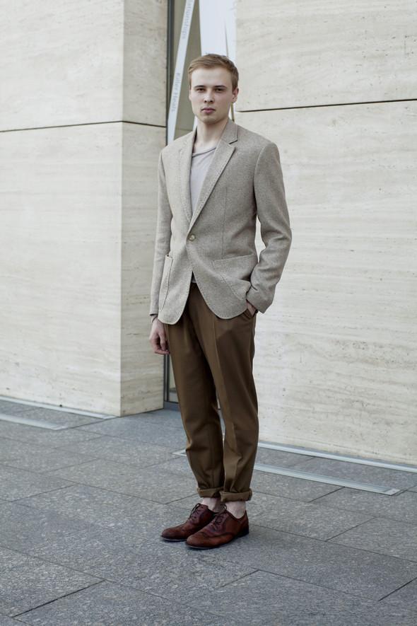 Внешний вид: Сергей Сурков, стилист. Изображение № 1.