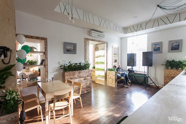 Новое место (Петербург): Вегетарианское кафе «Укроп». Изображение № 21.