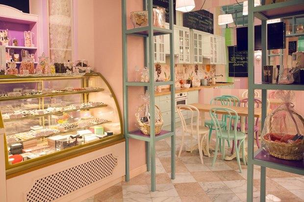 На «Соколе» открылся шоколадный бутик La Princesse Choco. Изображение № 2.