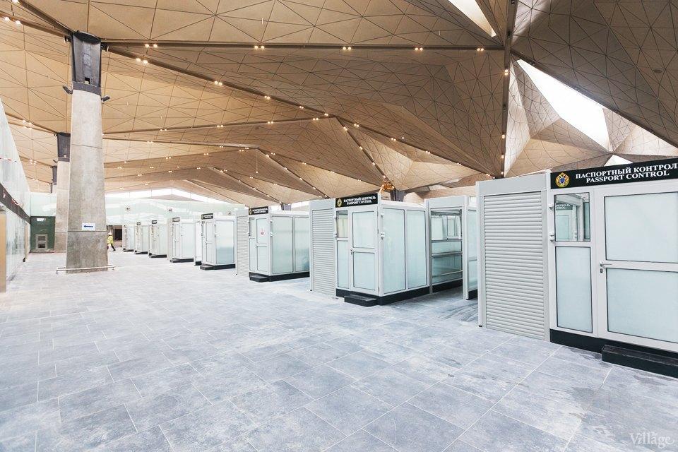 Тест The Village: Как работает новый терминал аэропорта Пулково. Изображение № 24.