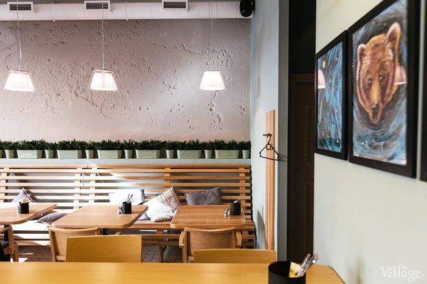 Новое место: Кафе-бар «Бюро». Изображение № 5.