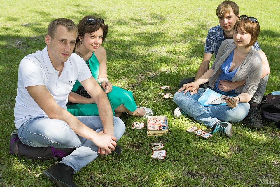 Люди в городе: Играющие в парках. Изображение № 21.