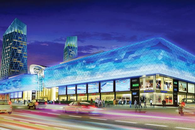 В ноябре откроют первую очередь Ocean Plaza. Зображення № 1.