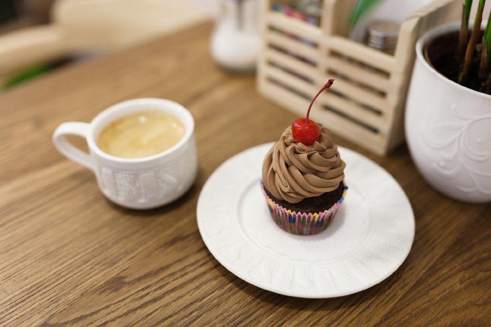 Новое место: Кондитерская Big Cake Cafe на Рубинштейна. Изображение № 9.