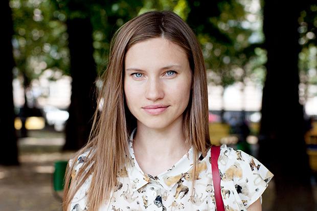 Внешний вид: Анна Пчёлкина, издатель. Изображение № 7.