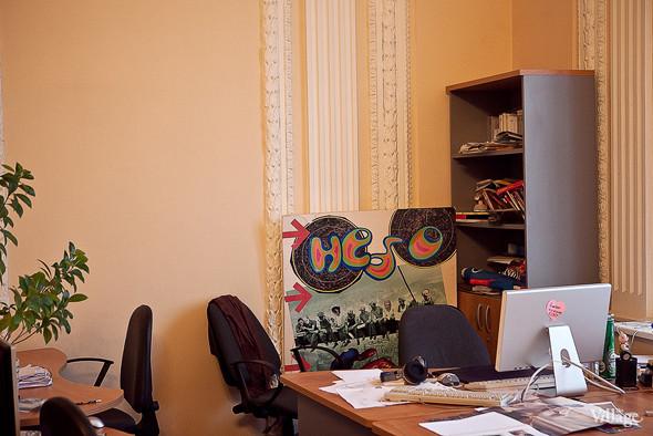 Офис недели (Петербург): Креативное агентство «Небо». Изображение № 11.