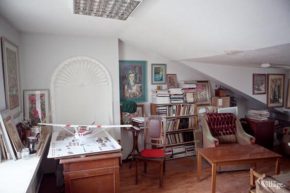 Офис недели (Петербург): Архитектурная студия MS-A. Изображение № 24.