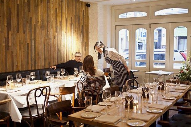 Ресторан и бар Saxon + Parole. Изображение № 14.