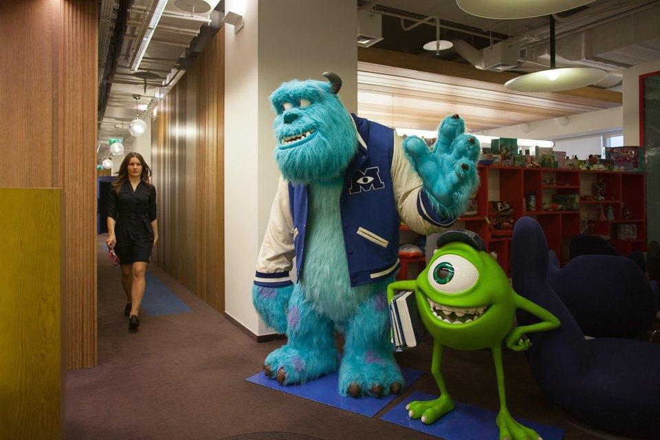 Как работают в Disney. Изображение № 3.