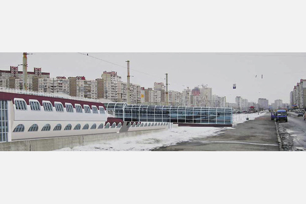 Четвёртая линия: Все проекты метро на Троещину. Зображення № 12.