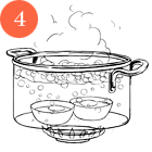 Рецепты шефов: Летний салат с яйцом-пашот. Изображение №7.
