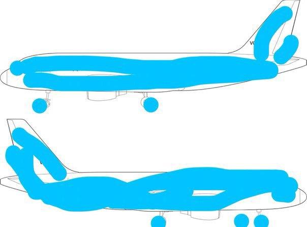 «Зенит» объявил конкурс наоформление именного самолёта команды. Изображение № 2.