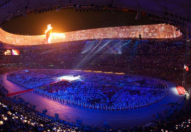 Дизайн от природы: «Зеленое» топливо и олимпийский стадион в Пекине. Изображение № 12.