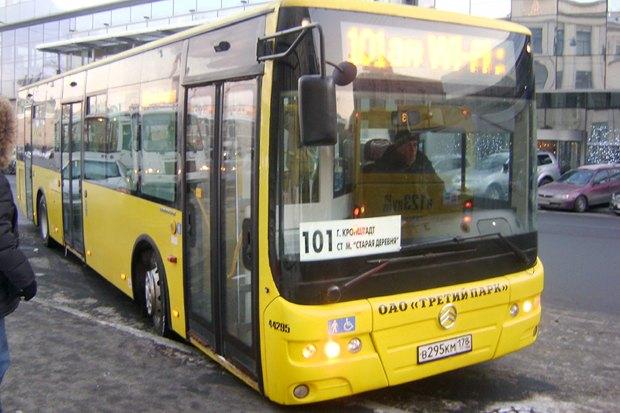 Автобусы с Wi-Fi появятся в центре города и Курортном районе. Изображение № 1.
