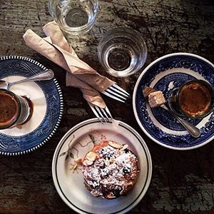 Пищевая плёнка: 41 красивый Instagram седой. Изображение № 22.