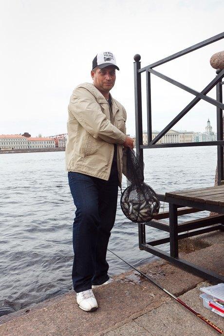 Люди в городе: Рыбаки Петербурга. Изображение № 26.